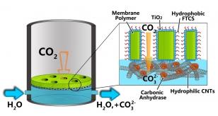 CO2 reactor